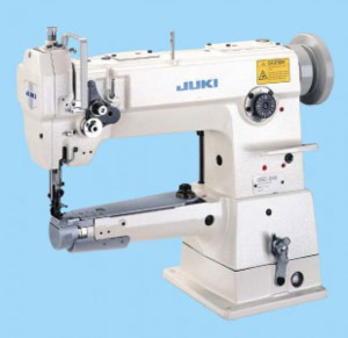 Juki macchina per cucire triplice dsc 246 del giudice for Macchina da cucire e ricamo