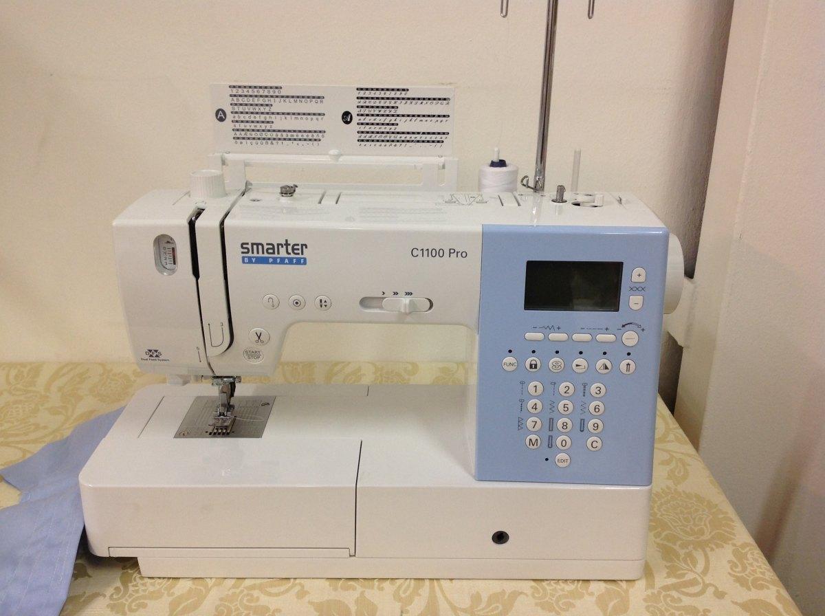 pfaff macchina per cucire pfaff c1100pro smarter del