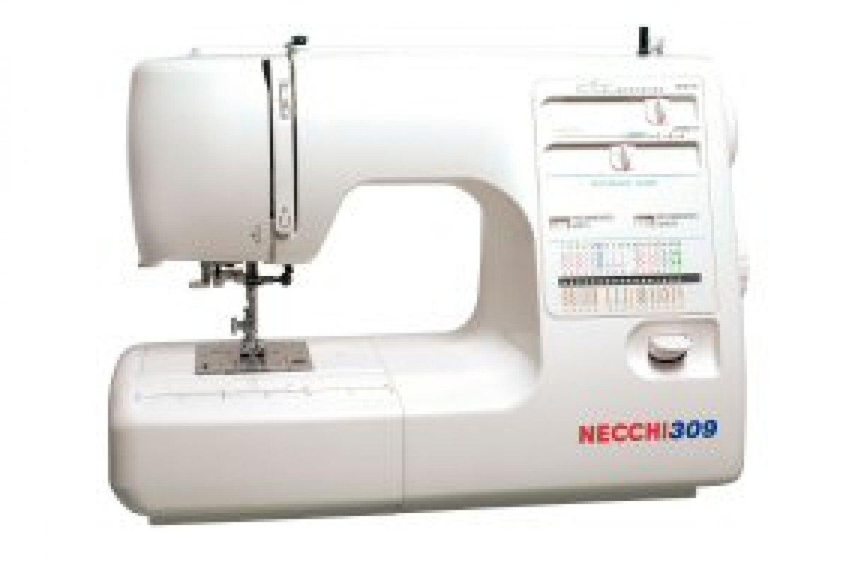 Necchi macchina per cucire necchi 309 del giudice e nipote for Macchine per cucire necchi prezzi