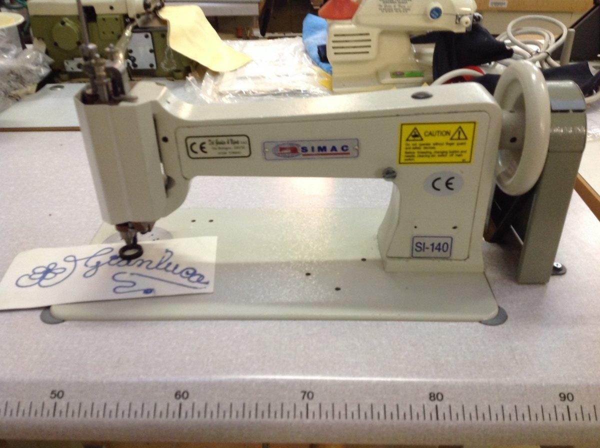 Simac macchina ricamatrice tipo cornely a3 del for Macchina da cucire e ricamo