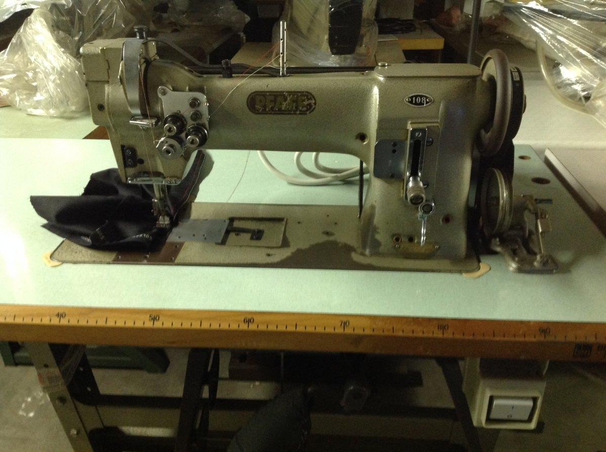 Usato pfaff macchina per cucire 142 720 2 aghi for Pfaff macchine per cucire