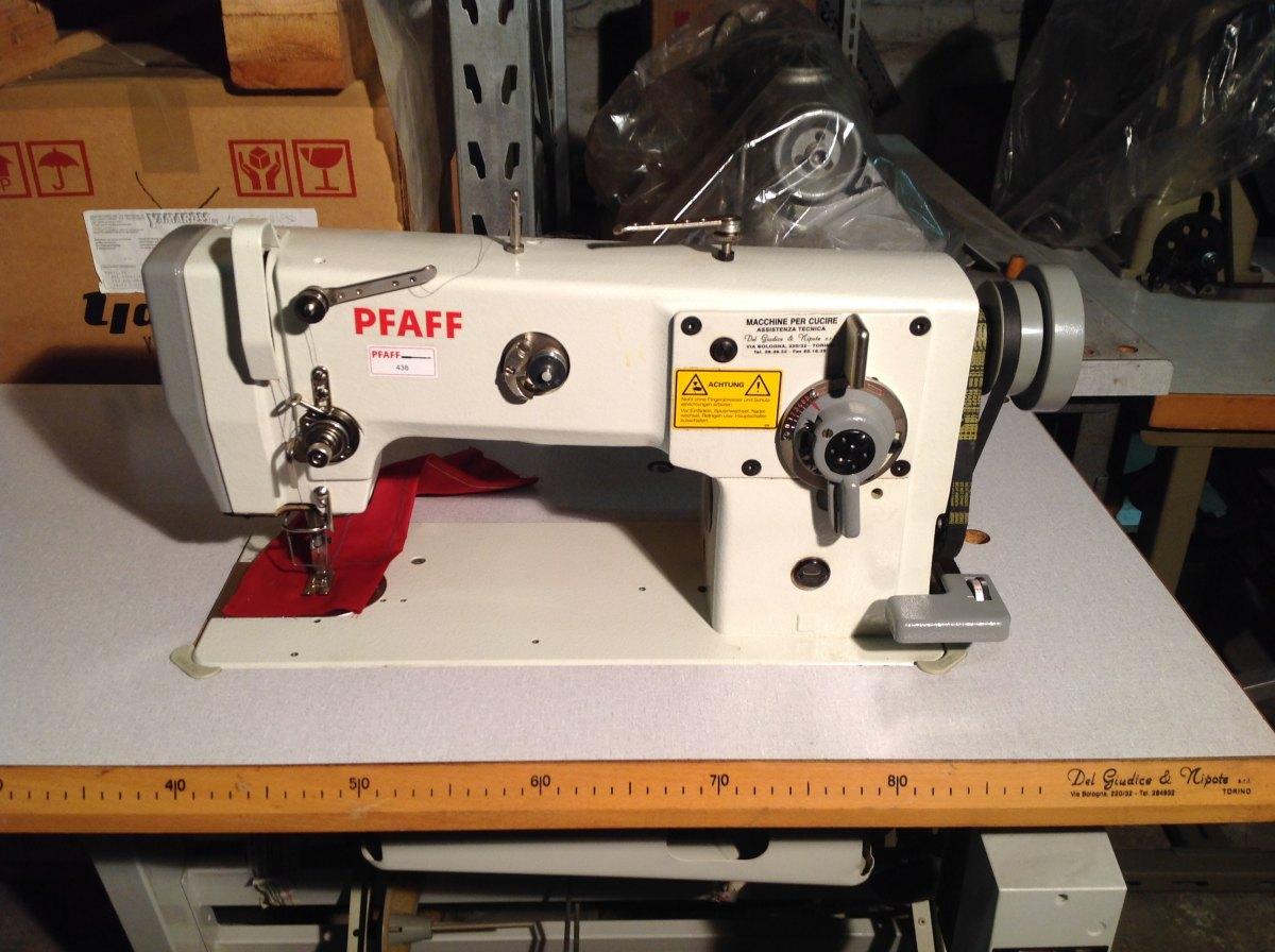 Pfaff macchina per cucire zig zag mm 6 0 del giudice e for Pfaff macchine per cucire