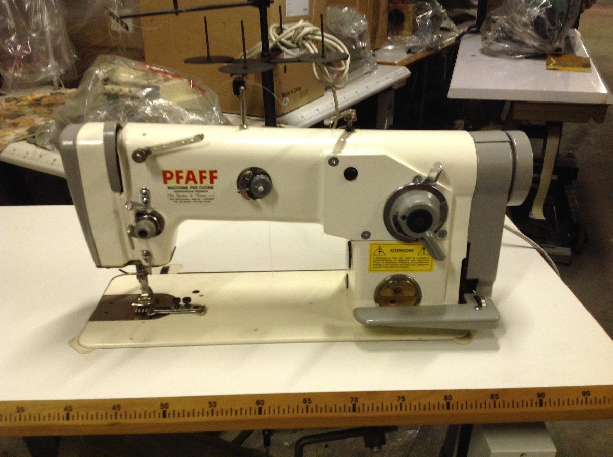 Usato pfaff macchina per cucire 418 6 01 bs zig zag for Macchina da cucire e ricamo