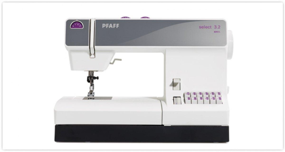 Pfaff macchina per cucire pfaff select line 3 2 del for Pfaff macchine per cucire