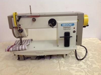 Usato necchi macchina per cucire etj895 268 ad 1 ago for Macchine per cucire necchi prezzi