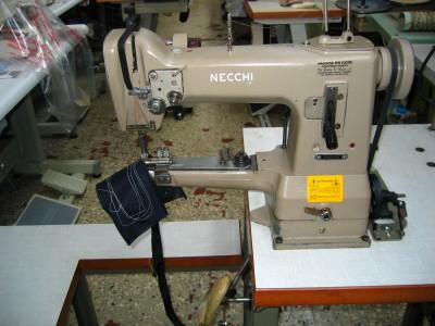 Usato necchi macchina per cucire 840 134 1 ago a braccio for Macchine per cucire necchi prezzi