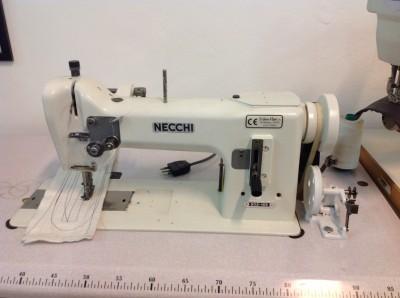 Usato necchi macchina per cucire 902 155 ad 1 ago for Macchine per cucire necchi prezzi