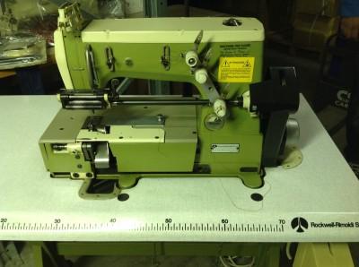 Usato rimoldi cf macchina per cucire a 2 aghi mm 4 5 for Aghi macchina da cucire