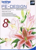 SOFTWARE BROTHER PE-DESIGN8